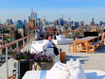 De beste rooftop barene i New York - The Roof at PUBLIC