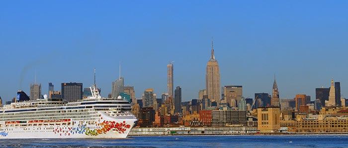 Transfer mellom Manhattan og båthavner