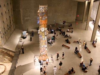 9-11 Museum i New York - Inne