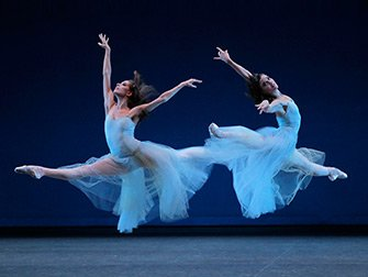 Ballett tickets i New York - Serenade
