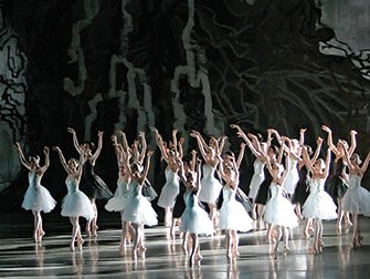 Ballett tickets i New York - Swan Lake