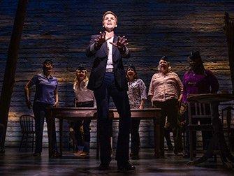 Come From Away Broadway tickets - Flyets mannskap