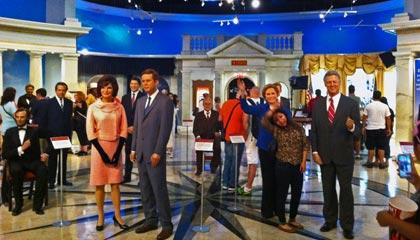 Madame Tussauds i New York - Voksfigurer