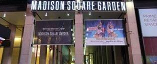 Madison Square Garden i New York