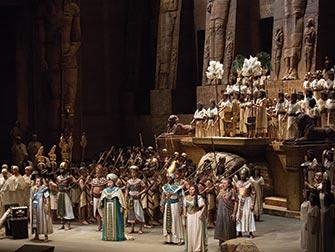Opera tickets i New York - Aida