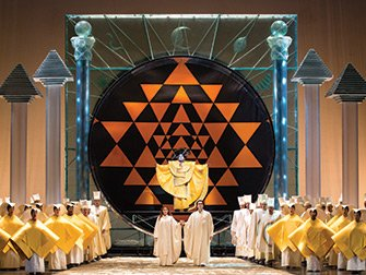 Opera tickets i New York - The Magic Flute