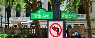 Finne frem i New York