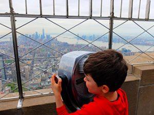 Ting å gjøre med barn i New York