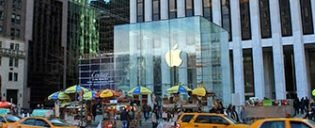 Apple Store i New York
