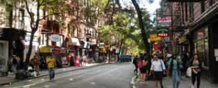 Greenwich Village i New York