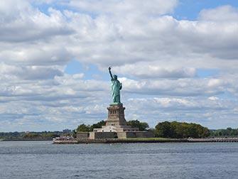 Staten Island Ferry - Frihetsgudinnen