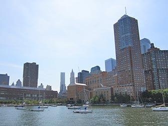 Tribeca i New York - Pier25