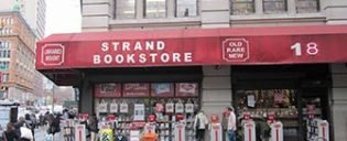Strand Bookstore i New York