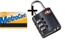 Unlimited + TSA-lås