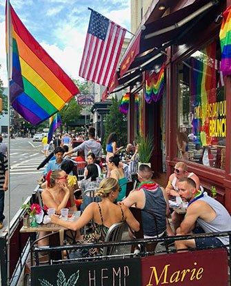 New York Gay Pride - Philip Marie