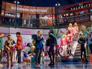Mean Girls Broadway Tickets - På kjøpesenteret