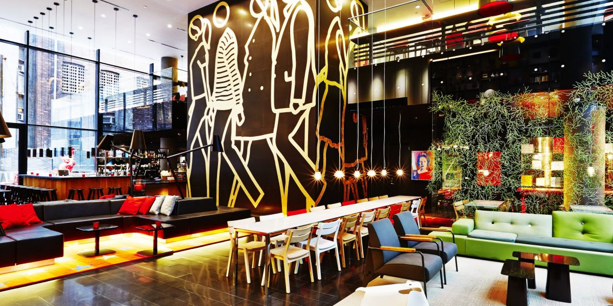 citizenM i New York