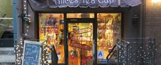 Alices Tea Cup i New York
