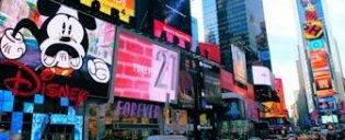Disney Store paa Times Square