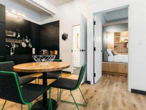 Leiligheter i New York - WeLive leilighet