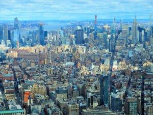 New York Sightseeing Day Pass - Utsikt fra One World Observatory