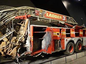 Rabattkort for flere byer i USA - 9/11 Museum