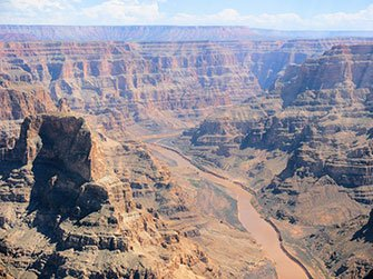 Rabattkort for flere byer i USA - Grand Canyon