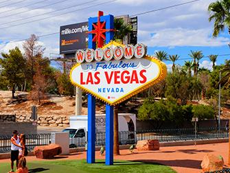 Rabattkort for flere byer i USA - Las Vegas