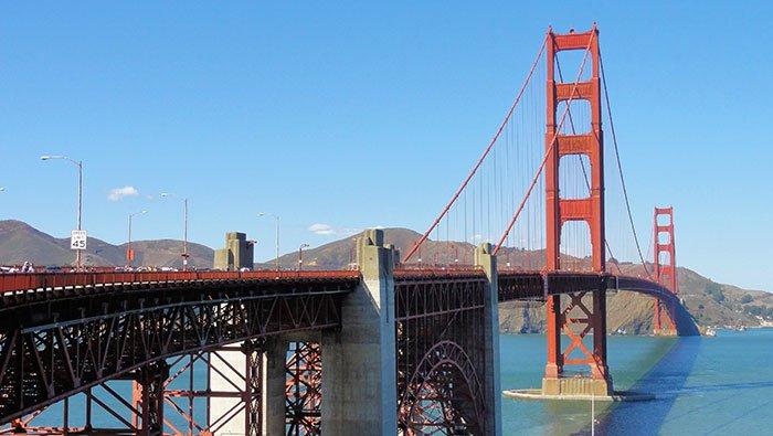 Rabattkort for flere byer i USA - San Francisco