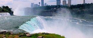New York til Niagara Falls dagstur med buss