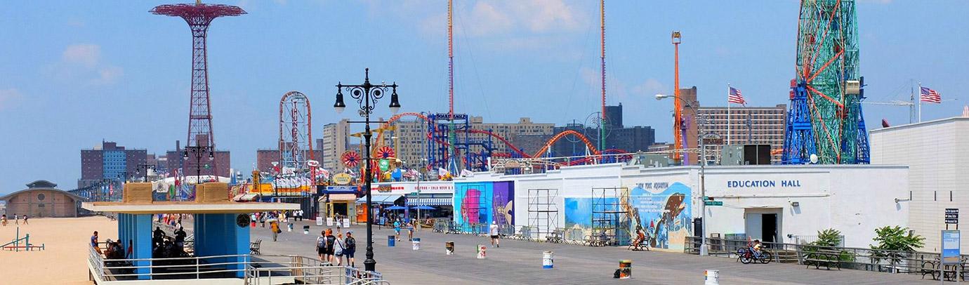 Sommer i byen: Coney Island