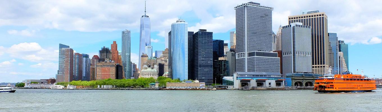 Båtturer i New York