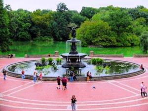 Guidet e-sykkeltur i New York - Central Park