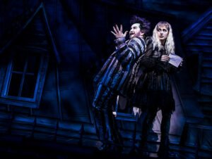 Beetlejuice Broadway Tickets - Beetlejuice & Lydia