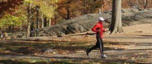 Jogging i New York