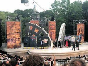 Shakespeare in the Park i New York