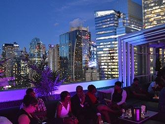 De beste rooftop barene i New York - Skyroom