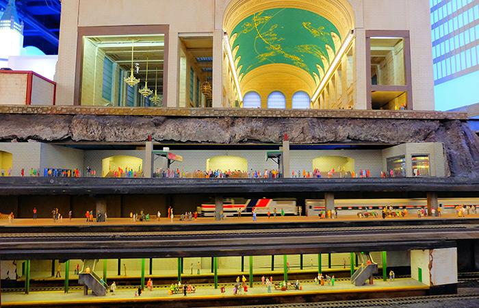 Gulliver's Gate Miniatyrverden - Grand Central