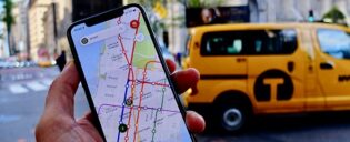 Mobildata og bruk av mobil i New York