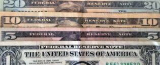 Penger i New York
