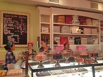 Beste cupcakes i New York - Little Cupcake Bakeshop