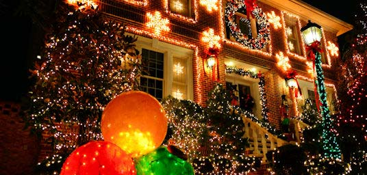 The Dyker Heights Tour