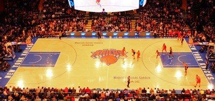 Se en Knicks Game