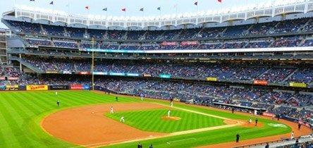 Se en Yankees kamp