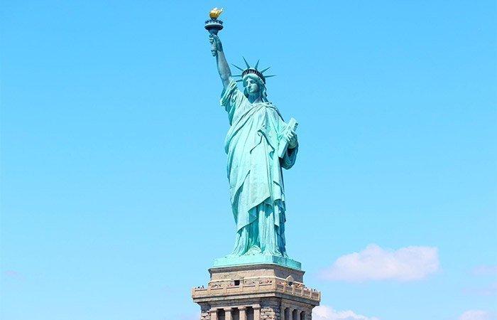 New York Sightseeing Flex Pass - Frihetsgudinnen