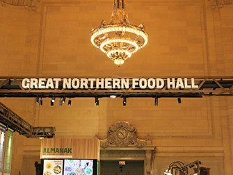 Norsk i New York - Great Northern Food Hall