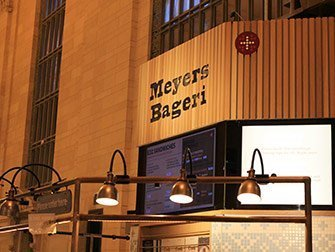Norsk i New York - Great Northern Food Hall - Meyers Bageri