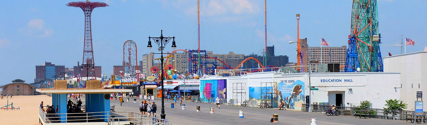 Bysommer: Coney Island
