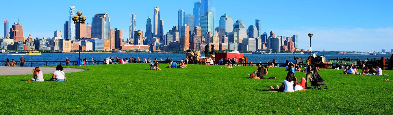 De beste parkene i New York