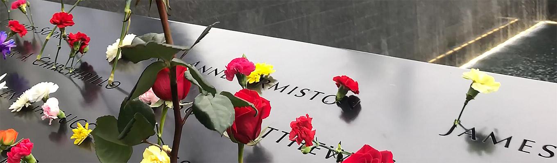 Hyllest i lys, 9/11 Memorial